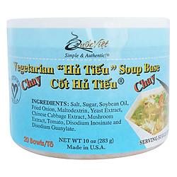 Cốt Hủ Tiếu Chay Quốc Việt Foods (283g)