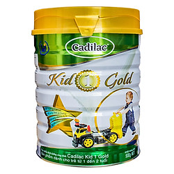 Sữa Cadilac Kid 1 Gold 900g