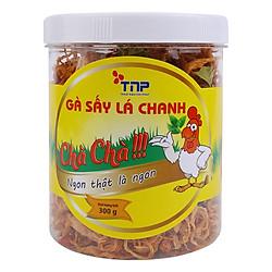 Gà Sấy Lá Chanh Chà Chà Hủ (300g)