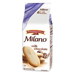 Bánh Milano Vị Socola Sữa Pepperidge Farm (170g)