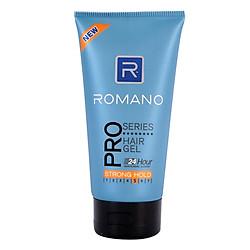 Gel Tạo Kiểu Tóc Cứng Romano Pro Series 150g - 1431083