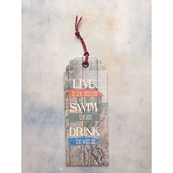 Bookmark Fairy Corner - Live Swim Drink