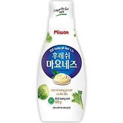 Sốt Mayonnaise Miwon 500g