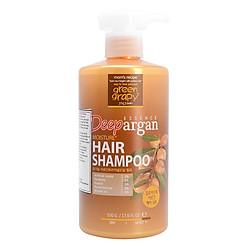 Dầu Gội Chống Rụng Tóc Từ Tinh Chất Argan Green Grapy Deep Essence Argan Moisture Hair Shampoo (500g)