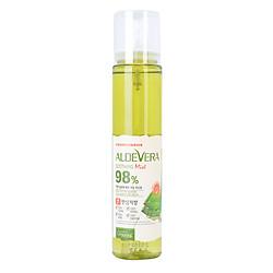 Xịt Khoáng Organia White Good Nature Aloe Vera Soothing Gel Mist 98% (118ml)