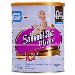 Sữa Bột Abbott Similac Mom SMAL Cho Bà Mẹ Mang Thai Và Cho Con Bú (900g)