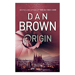 Origin - Robert Langdon Book 5 (UK Edition - Hardcover)