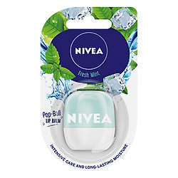 Son Dưỡng Ẩm Nivea Lip Pop-Ball Fresh Mint 85130 (7g)