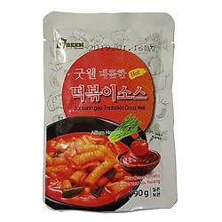 Sốt bánh gạo topbokki good well vị cay (90g)