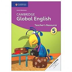 Cambridge Global English Stage 5: Teacher Resource Book with Digital Classroom