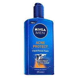Gel Rửa Mặt Nivea Men Acne Protect (150ml)