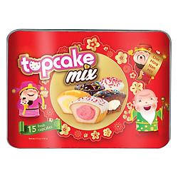 Bánh Topcake Mix (Hộp 410g) - Phúc Lộc Thọ