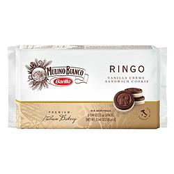 Bánh Quy Nhân Kem Vanilla Barilla Mb Ringo (330g)