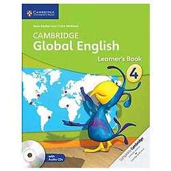 Cambridge Global English Stage 4: Teacher Resource Book with Digital Classroom