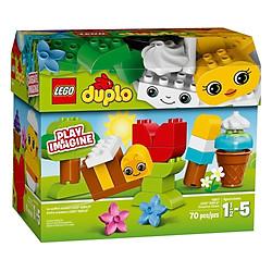 Mô Hình Lego Duplo - Bộ Chi Tiết Lắp Ráp Sáng Tạo 10817 (70 Mảnh Ghép)