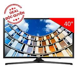 Smart TiVi Samsung 4K UHD 40 inch UA40MU6100KXXV