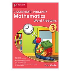 Cambridge Primary Mathematics 3: Word Problems DVD-ROM