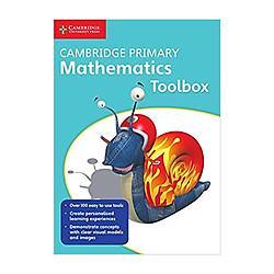 Cambridge Primary Mathematics Toolbox DVD-ROM