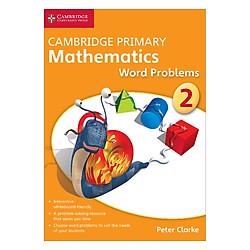 Cambridge Primary Mathematics 2: Word Problems DVD-ROM