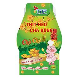 Thịt Heo Chà Bông Chà Chà TNP - Hủ 100g