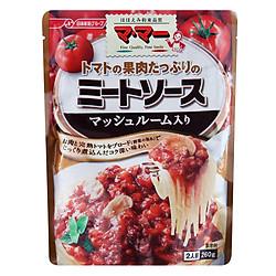Nước Sốt Cà Chua Và Thịt Có Nấm Nisshin Seifun (260g)