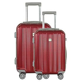Bộ 2 Vali Du Lịch Cao Cấp Trip PC056 (Size 50 - 60) - Đỏ