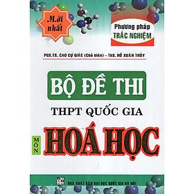 Hình đại diện sản phẩm Bộ Đề Thi THPT Quốc Gia Môn Hóa (PP Trắc Nghiệm)