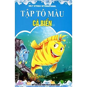 Tập Tô Màu: Cá Biển (Tập 162)