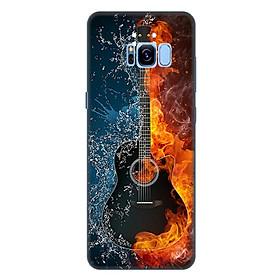 Hình đại diện sản phẩm Ốp Lưng Dành Cho Samsung Galaxy S8 Plus - Mẫu 98