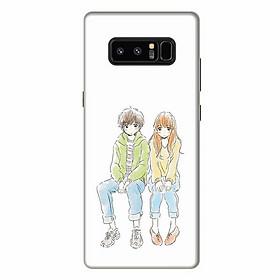 Ốp Lưng Dành Cho Samsung Galaxy Note 8 - Mẫu 3