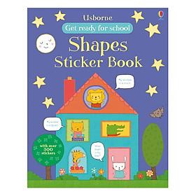 Hình đại diện sản phẩm Usborne Shapes Sticker Book