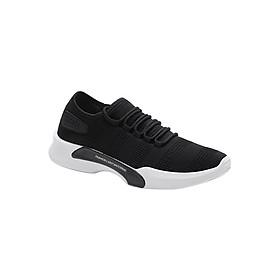 Giày Sneakers Nam Passo GTK059 - Đen