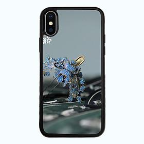 Ốp Lưng Kính Cường Lực Dành Cho Điện Thoại iPhone X Diên Hy Công Lược Mẫu 9