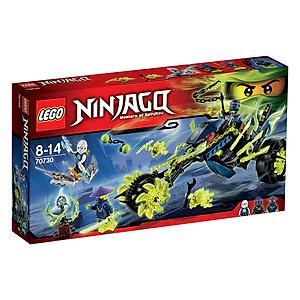 Hình đại diện sản phẩm Bộ Xếp Hình Xe Phục Kích Lego Ninjago 70730 (298 Chi Tiết)