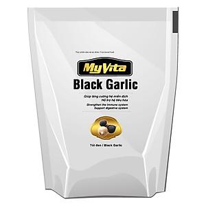 Hình đại diện sản phẩm Thực Phẩm Chức Năng Tỏi Đen MyVita Black Garlic Giúp Tăng Cường Hệ Miễn Dịch - Hỗ Trợ Hệ Tiêu Hóa (Túi 200g)
