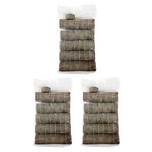 Hình đại diện sản phẩm Combo: 3 túi Viên nén xơ dừa BKFast (36 viên/túi)