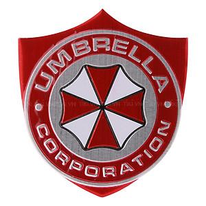Hình đại diện sản phẩm Sticker Metal Umbrella - Shield