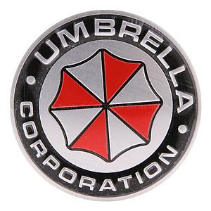 Hình đại diện sản phẩm Sticker Metal Umbrella - Round