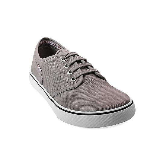 Giày Vải Unisex Cột Dây Tuvi's TVS-03910-M38 – Xám  = 275.000 ₫