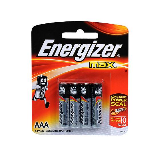 Pin AAA Energizer vỉ 12 viên chính hãng giá tốt nhất