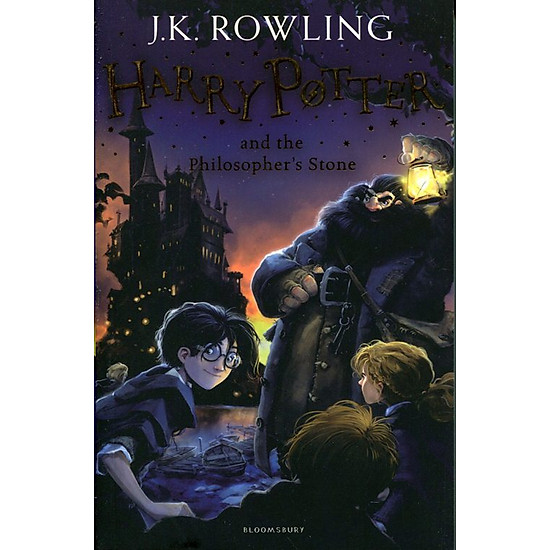 Harry Potter And The Philosopher's Stone - Part 1 (Paperback)  = 147.000 ₫