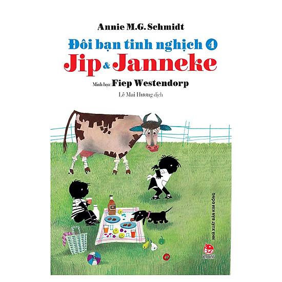 Đôi Bạn Tinh Nghịch Jip Và Janneke - Tập 4 (Tái Bản 2018)