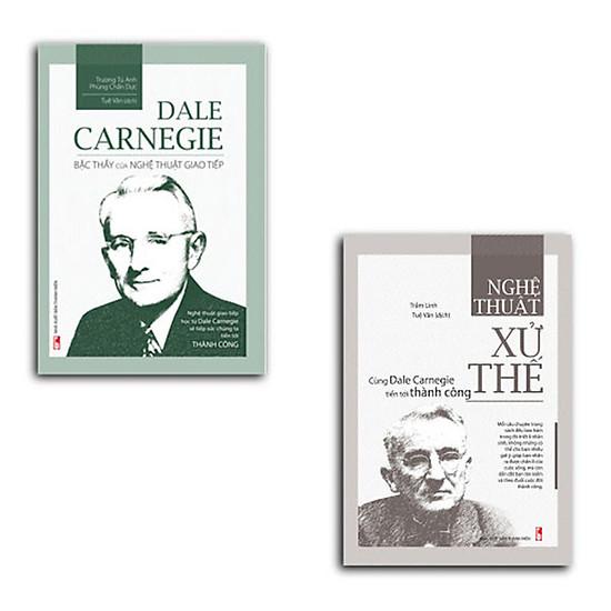 Combo Nghệ Thuật Xử Thế Của Dale Carnegie (Trọn Bộ 2 Cuốn) (Tái Bản)