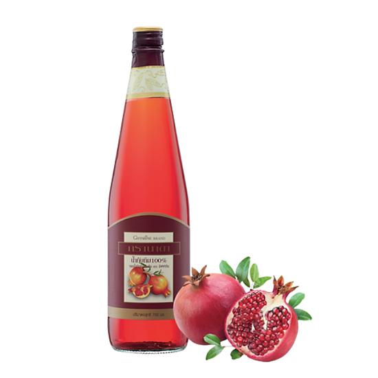 Hình đại diện sản phẩm Thực Phẩm Chức Năng Thực Phẩm Bảo Vệ Sức Khỏe Nước Ép Lựu Nguyên Chất Granada 100% Pomegranate Juice Giffarine
