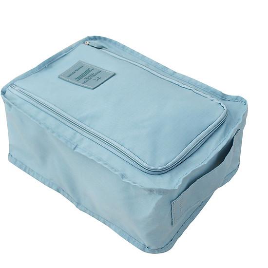 Túi Đựng Giày Xách Tay TNTT0182 – Xanh Nhạt (30 x 21 cm)  = 74.000 ₫