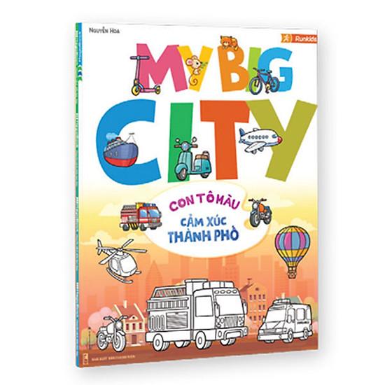 My Big City - Con Tập Tô Cảm Xúc Thành Phố