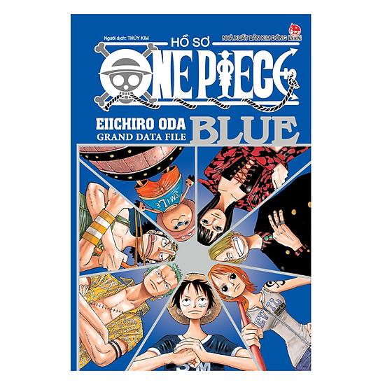 Hồ sơ One Piece - Blue Grand Data File (Tái Bản)