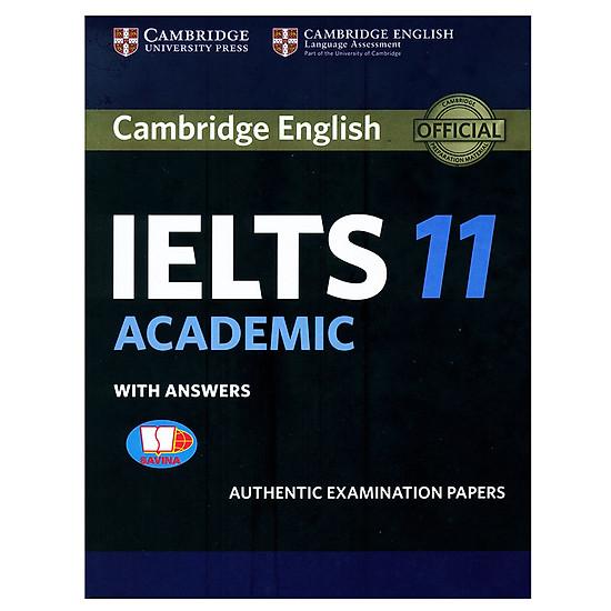 Cambridge IELTS 11 Academic