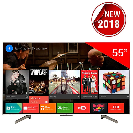 Android Tivi Sony 55 inch 4K KD-55X8500F/S