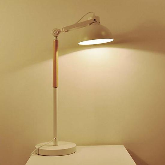 Đèn đọc sách để bàn - đèn để bàn - đèn bàn Vintage chống cận Loli